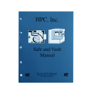 "Buch ""Safe and Vault Manual"", Englisch"