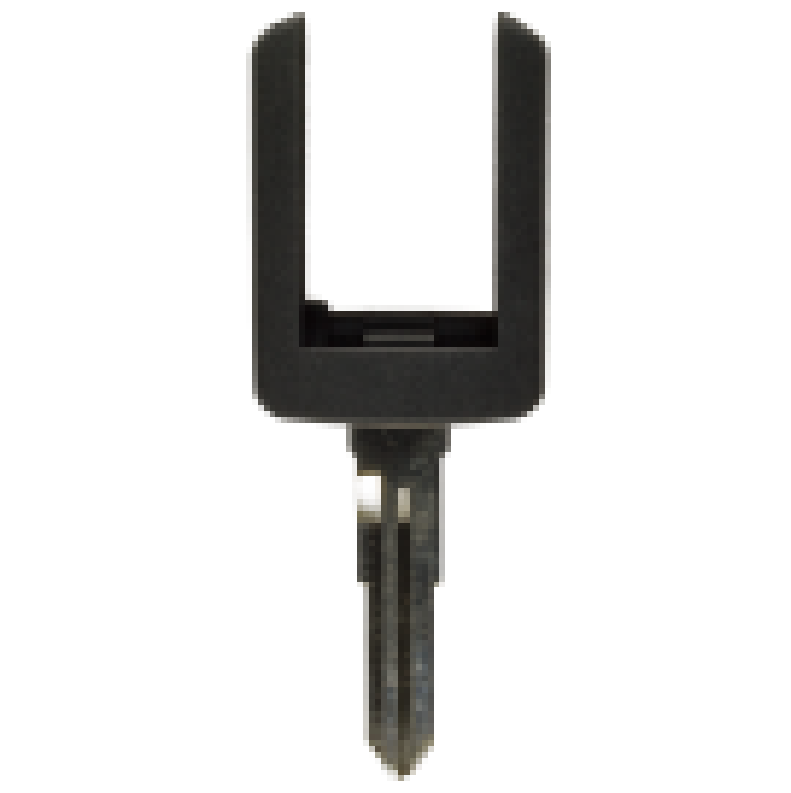 Schmaler Schlüsselkopf für OPEL Fernbedienungsschlüssel (HU46 Profil)