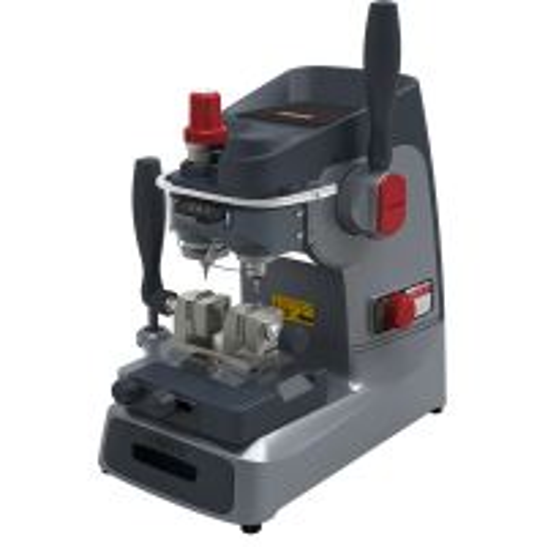 X Horse Fräsmaschine XC002 für Bohrmuldenschlüssel und Bahnenschlüssel