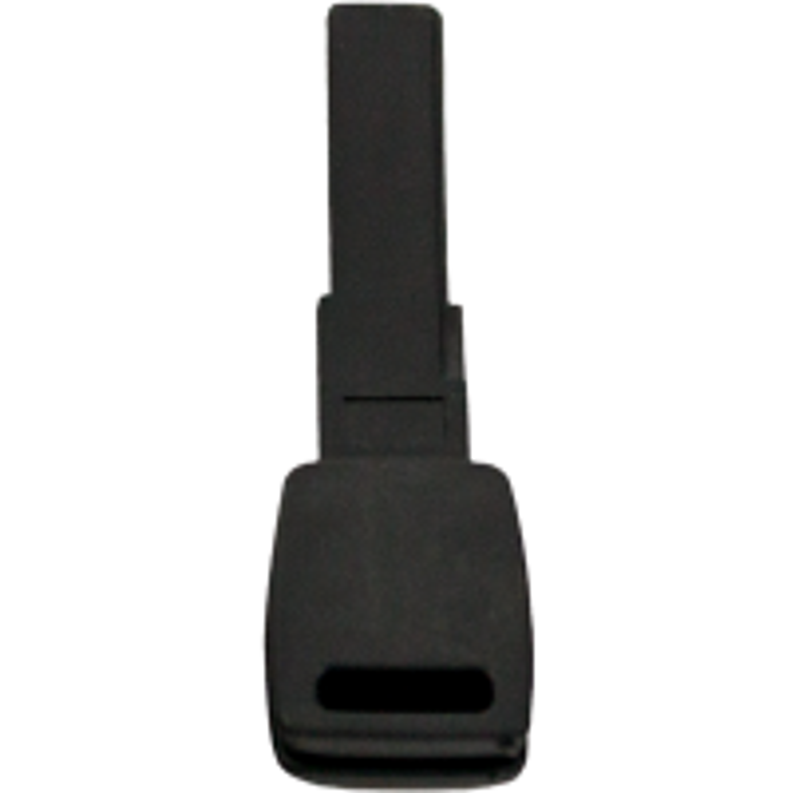 Notschlüssel HU66 Plastik für Audi