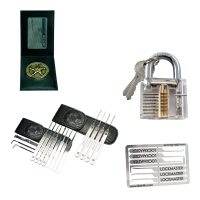 Summer Sale Lockmaster® Lockpicking Set