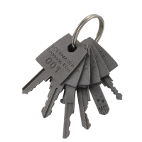 Lockmaster® TSA Schlüsselsatz - Luggage Keys