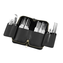 "LOCKMASTER ® Pick Set ""Professional"" - Das ideale Lock Picking Set für den Profi"