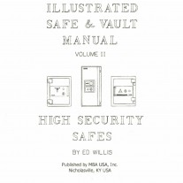 "CD ""Safe and Vault Manual, Volume II"", Ed Wills, Englisch"