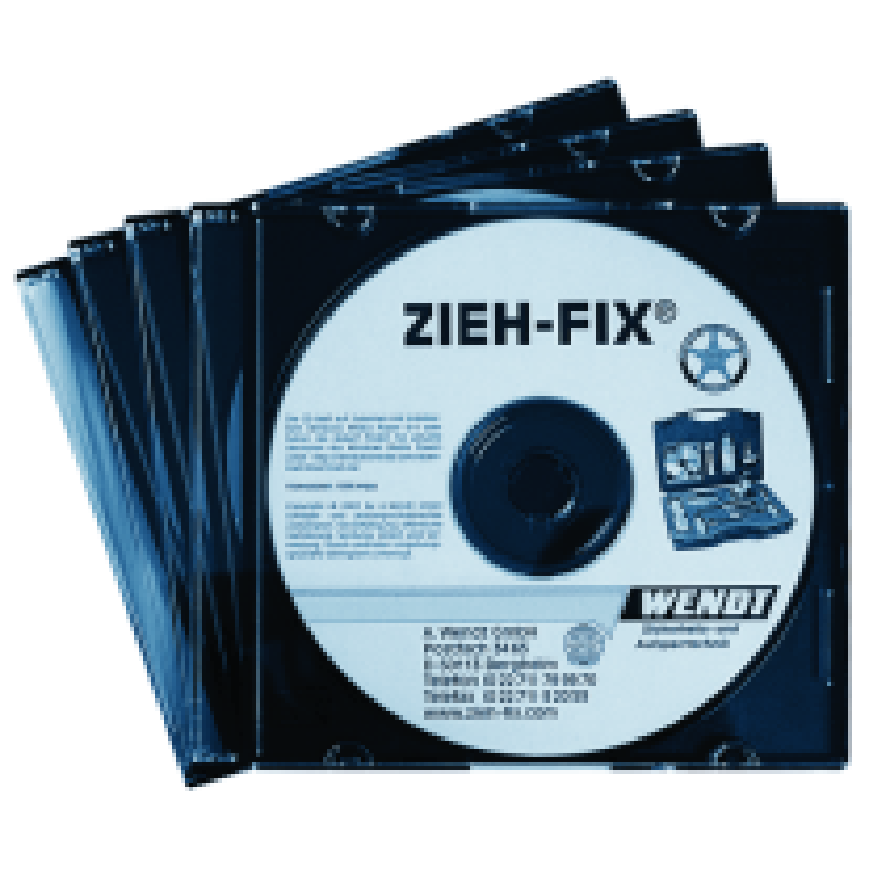 "CD ""Fahrzeugöffnung–Wendt II"""