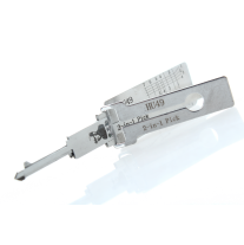 2-in-1 Pick und Decoder für VAG (HU49)