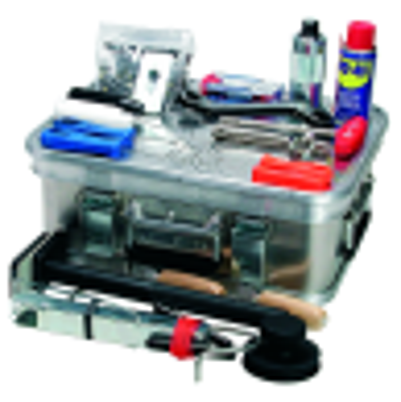Sperrwerkzeugkasten DIN 14800 - SWK