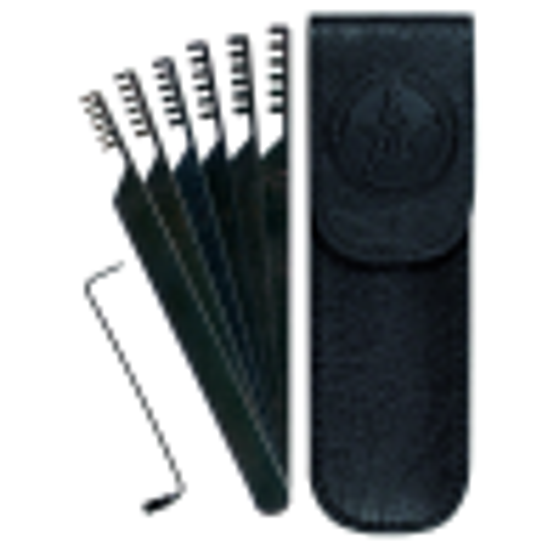 Öffnungsbesteck für 6-stiftige Vorhangschlösser