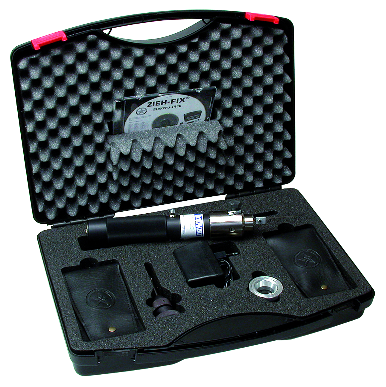 zieh-fix® electro pick set (completely) - zieh-fix