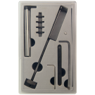 Multi-Gauge Smart Safe Pick Pick Set