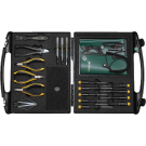 23 pcs. ESD tool set with ESD handling set