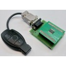 MBE TESTING KEY + NEC IC SOCKET for Mercedes
