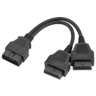 AVDI OBDII Y cable M/2xF