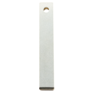 Key blank HU83 profile for Peugeot / Citroen