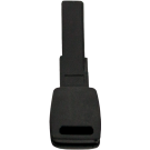 Emergency key for Audi Hu66 (plastic)