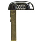 Emergency key for Audi  Key less