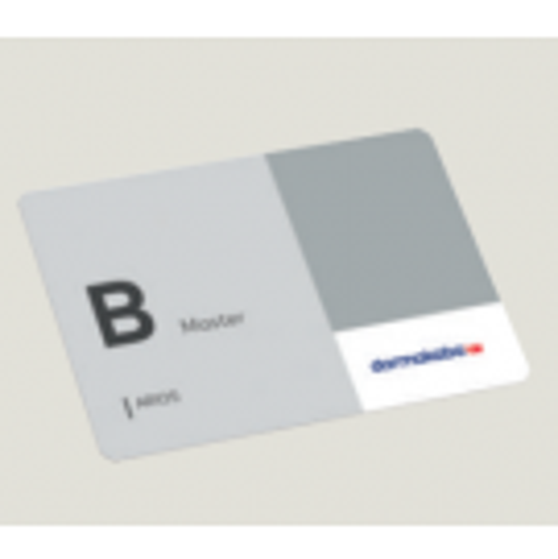 dormakaba programming master card B B LEGIC advant