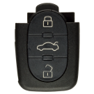 Remote 433 MHz with 3 buttons for AUDI