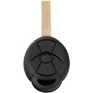 Remote key for Mini Cooper with 3 Buttons 433 Mhz