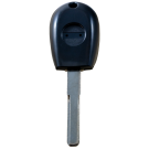 Car key without transponder for ALFA