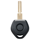 Key housing for BMW with light HU58