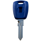 Car key for FIAT without transponder (GT15 profile)
