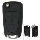 Remote Shell with 2 buttons and HU100 Blade for OPEL (new version)