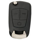 Flip key for OPEL / GM and Vauxhall (433 MHz)