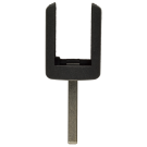Narrow key head for OPEL remote control key (HU100 profile)