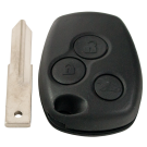 Empty housing 3 buttons with VAC102 blank