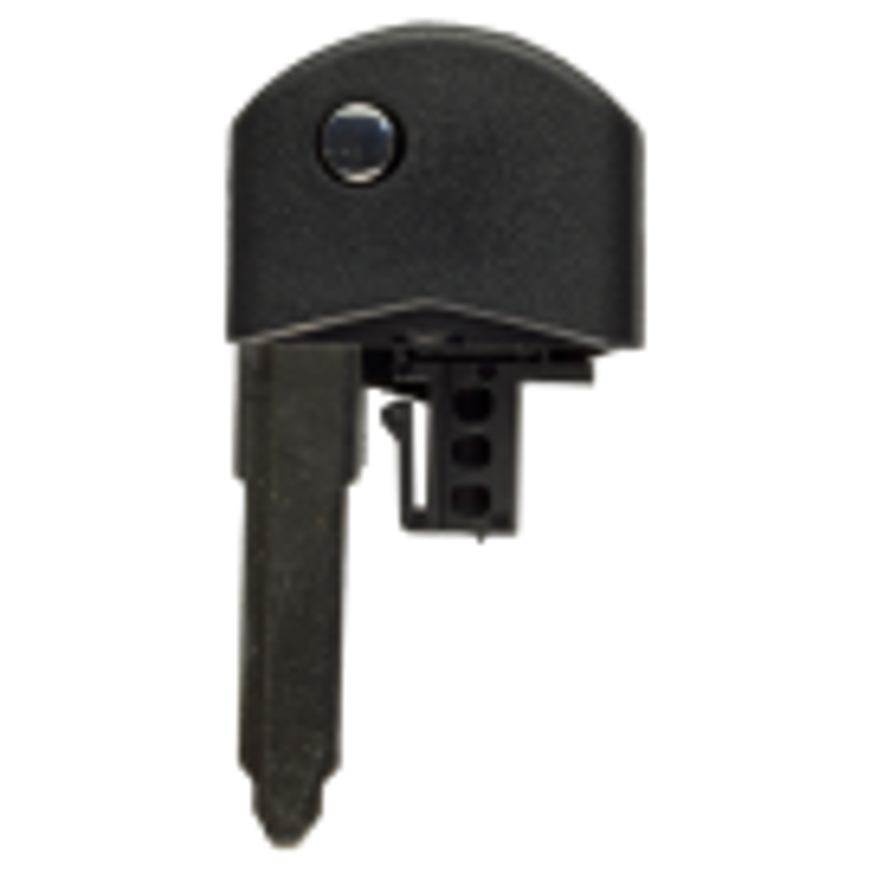 Flip key head for Mazda