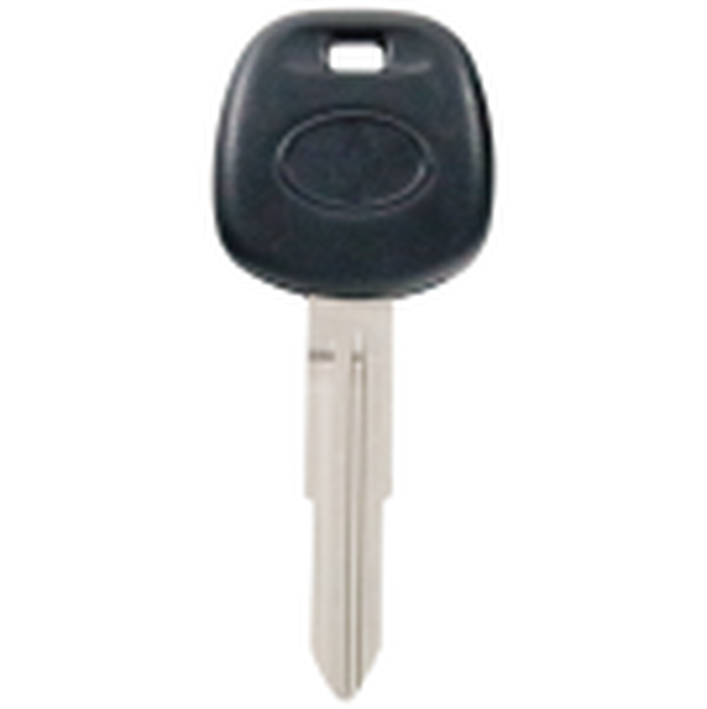 Transponder key for Toyota
