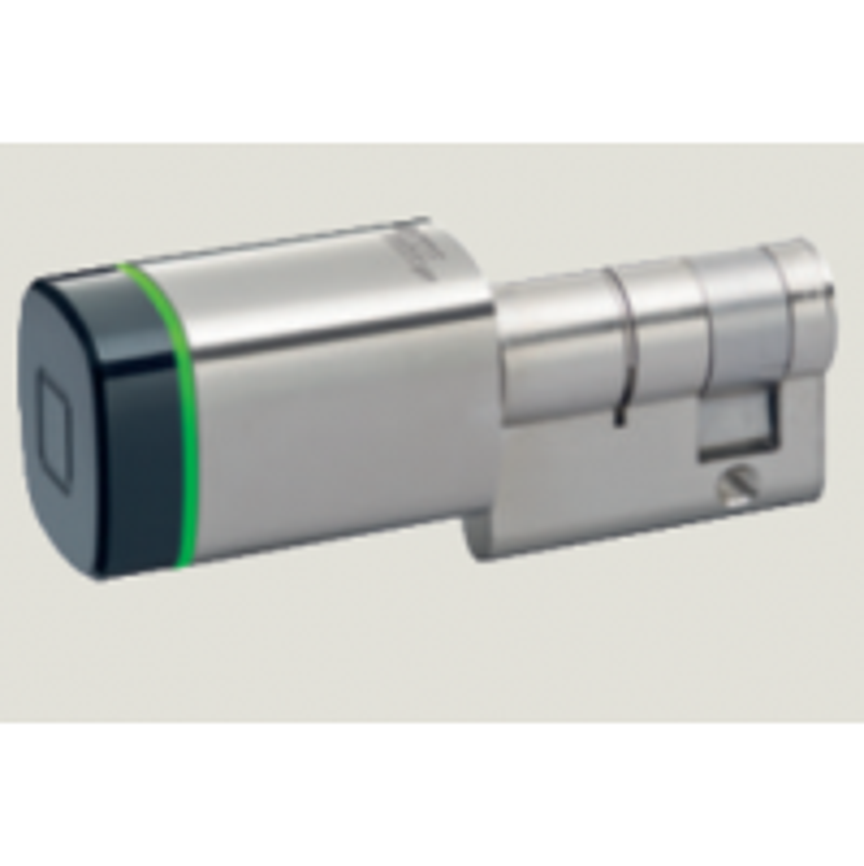 dormakaba evolo digital cylinder 1433 (euro profile) half cylinder with turning range