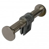 """Universal-dummy cylinder """"3 in 1"""" for swiss profile cylinder"""