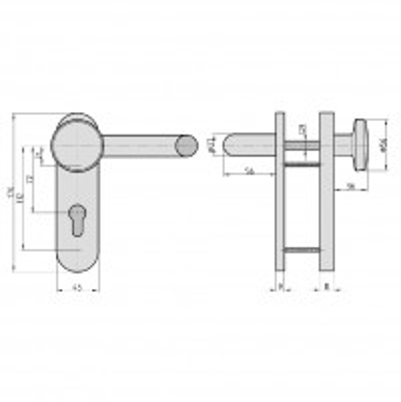 SB/FS 2200K FS protective fitting ES1