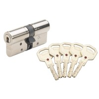 "BKS-reversible key system  series 4612 ""Janus"" double profile cylinder"
