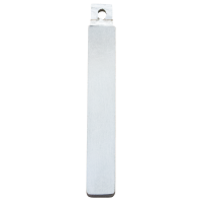 Flip key blade