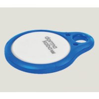 dormakaba RFID key chain LEGIC advant plastic