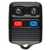 External remote for FORD