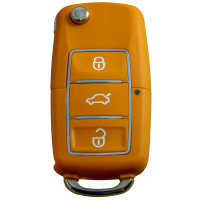 VVDI Universal Remote for VW Design (Yellow)