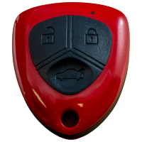 VVDI Universal Remote for Ferrari (Red)