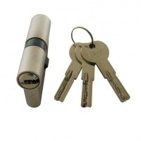 Double profile cylinder ISEO R6 (Reversible- dimple key - system)