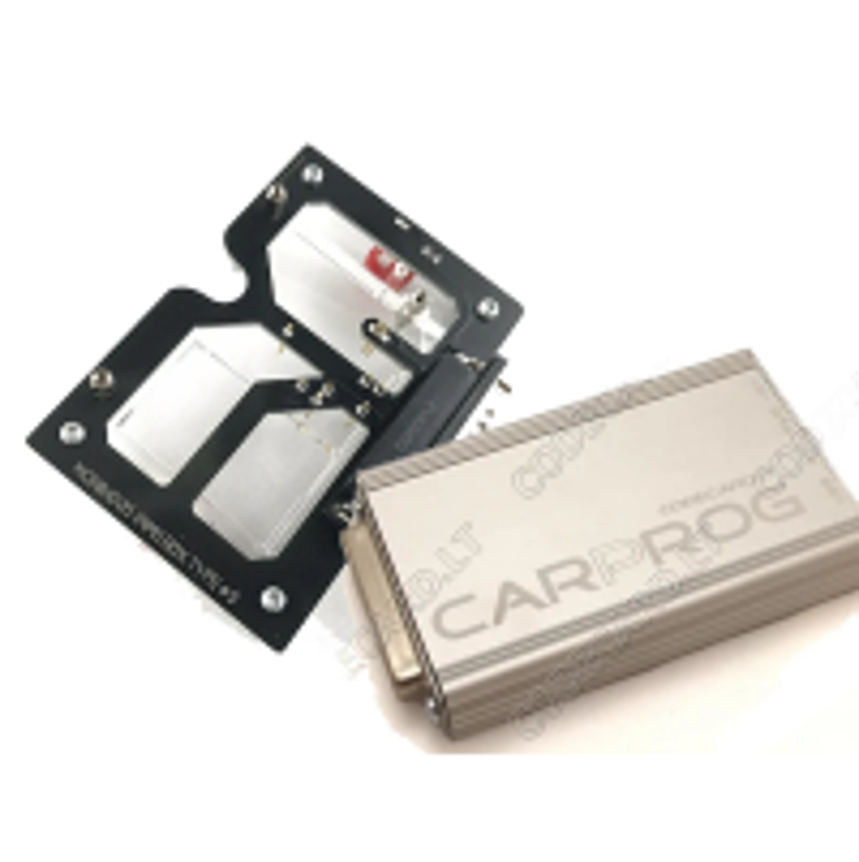 SKREEM Adapters + Carprog Basic Programmer