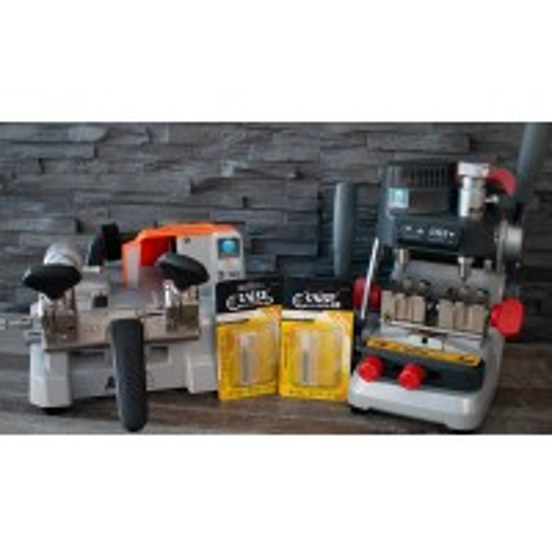 XHorse key cutting machine set