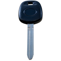 Car Key / Transponder key for Subaru including transponder