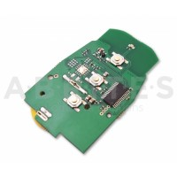 ABRITES TA46 Smart key for AUDI withouth key shell 433 Mhz