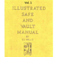"Buch ""Safe and Vault Manual, Volume I"", Ed Wills, Englisch"