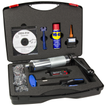 "ZIEH-FIX® ""Premium"" Tool Kit - developed for special police forces"