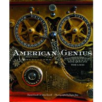 "Book ""American Genius"", D. & J. Erroll, English"