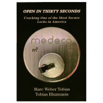 "Book ""Open in thirty seconds"", English"